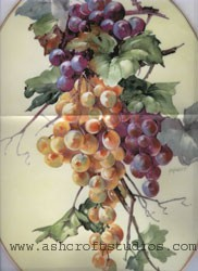 Grapes (oval)
