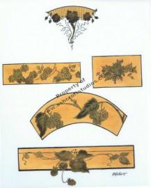 Gold Underlay/Acidless Etching